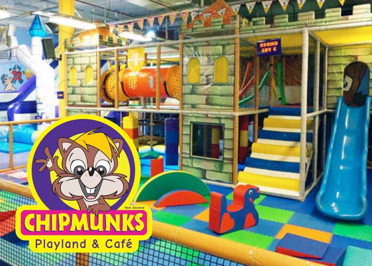 Chipmunks Playland & Cafe Cranbourne