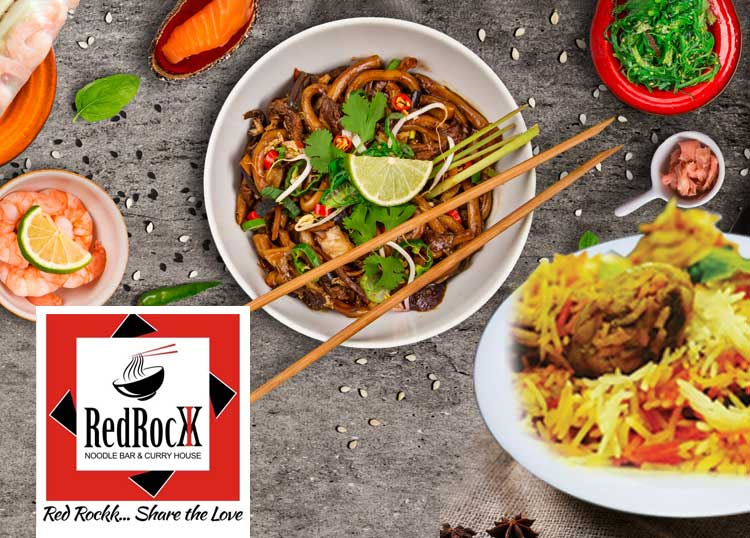 Redrockk Noodle Bar and Curry House