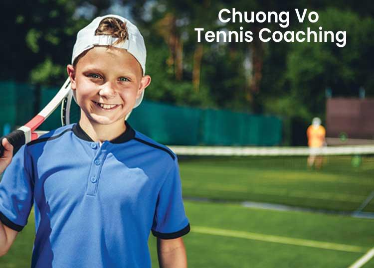 Chuong Vo Tennis Coaching