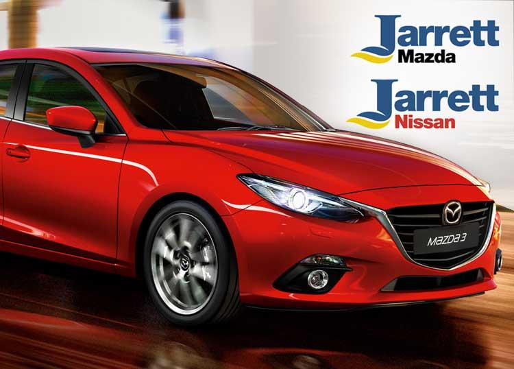 Jarrett Mazda