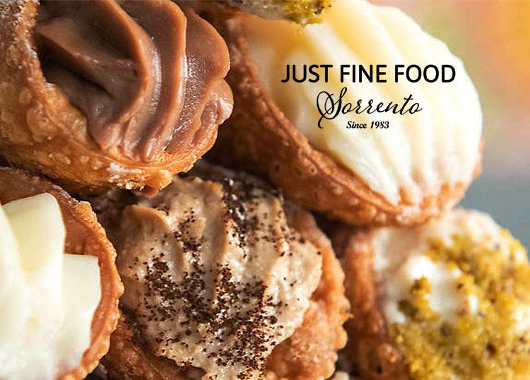 Just Fine Food