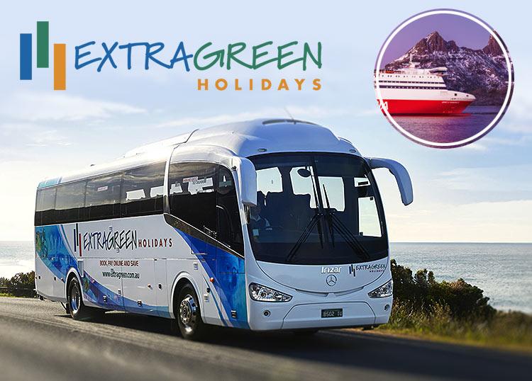 Extragreen Holidays Melbourne City & Box Hill