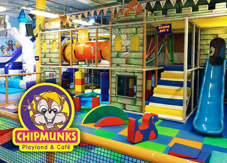 Chipmunks Playland & Cafe Dandenong