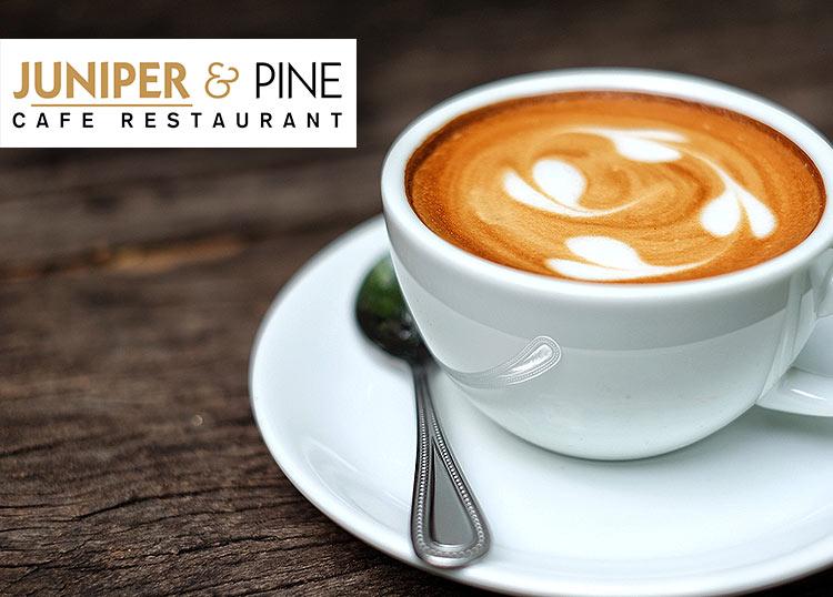 Juniper and Pine