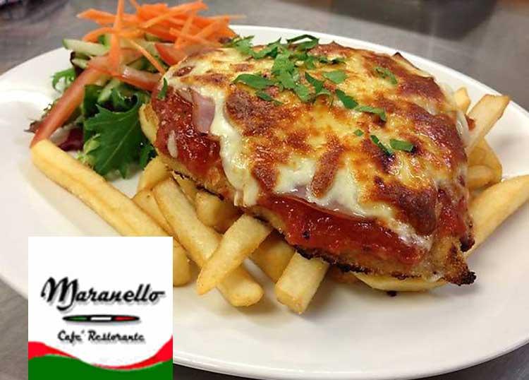 Maranello Cafe Restaurant