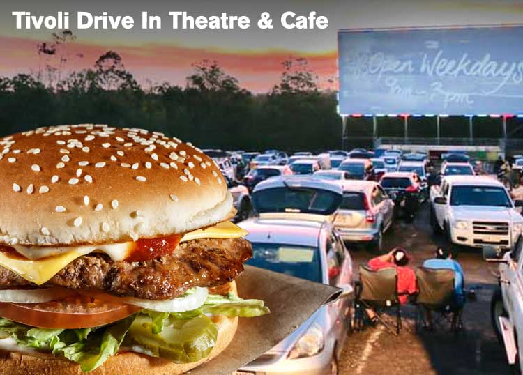 Tivoli Drive In Theatre & Cafe