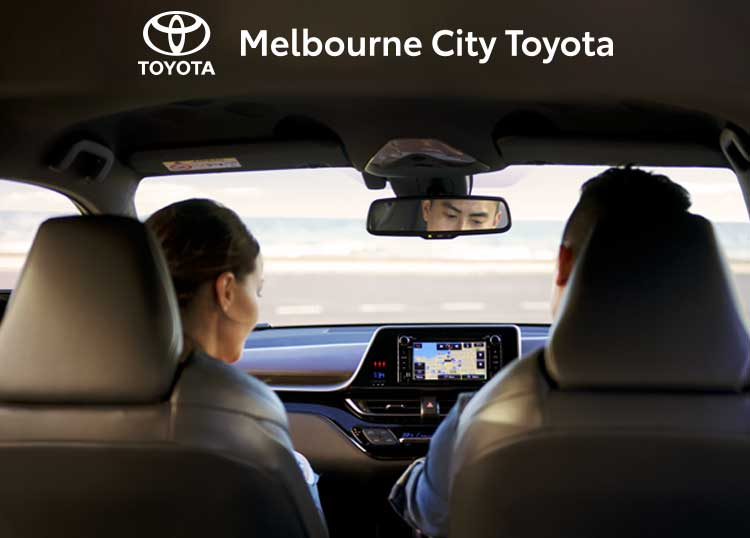 Melbourne City Toyota - CBD