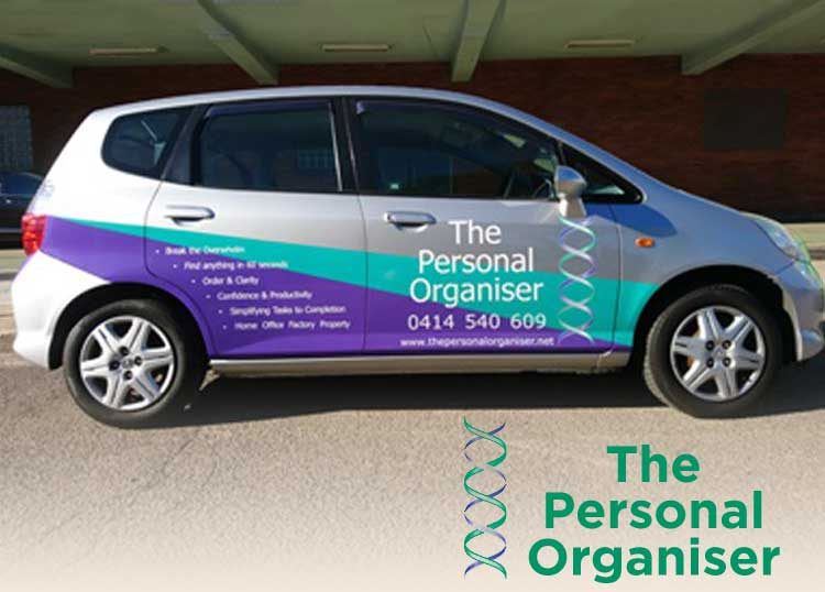 The Personal Organiser