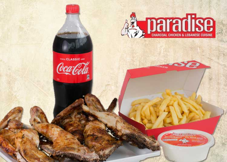 Paradise Charcoal Chicken