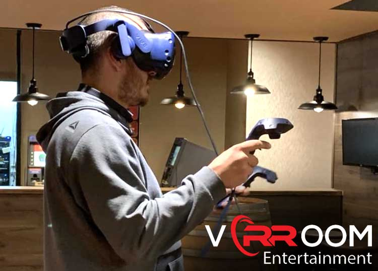 Vrroom Entertainment