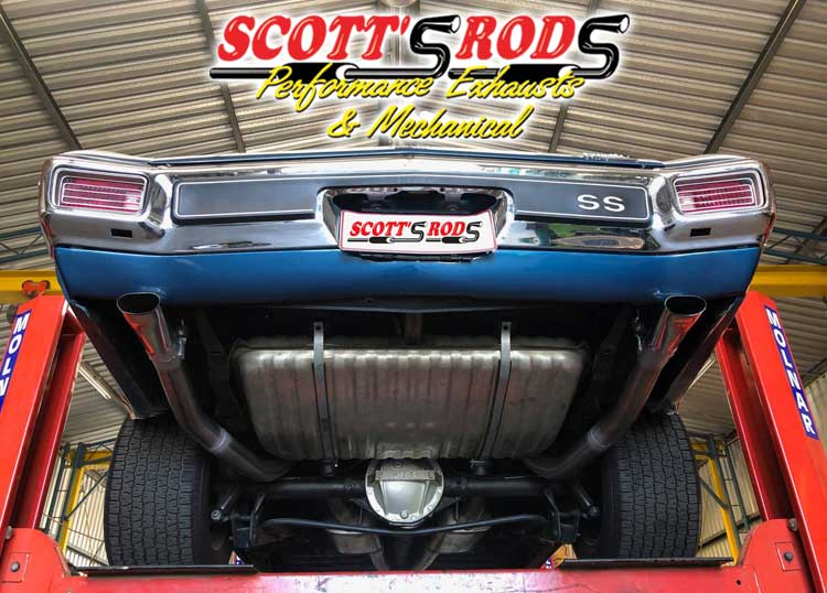 Scott's Rods Performance Exhausts
