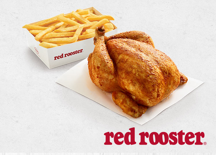 Red Rooster Augustine Heights
