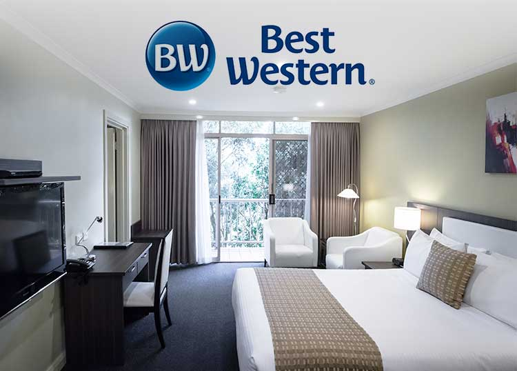 Best Western Airport Motel And Conv