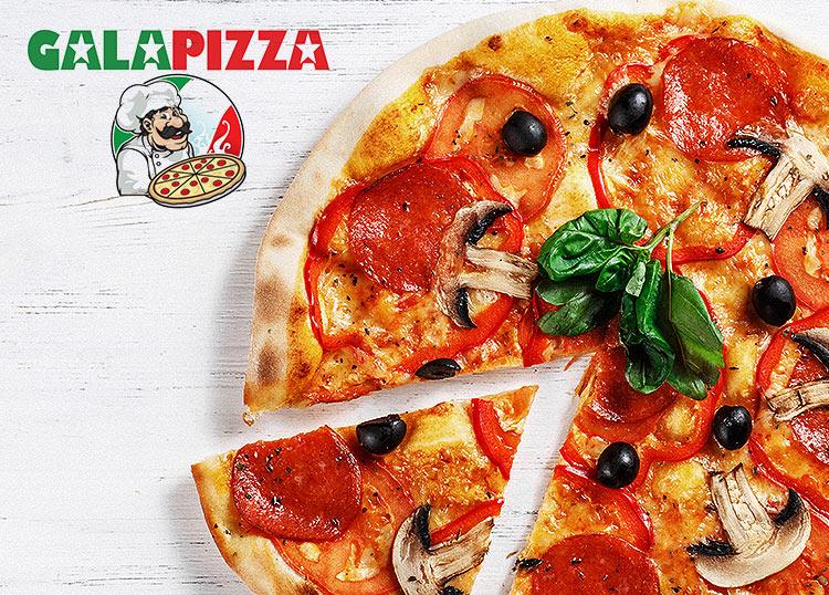Gala Pizza
