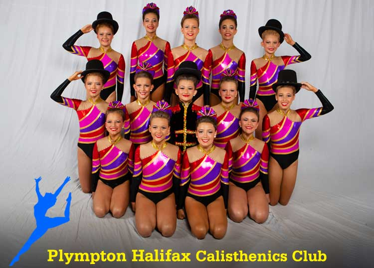Plympton Halifax Calisthenics Club