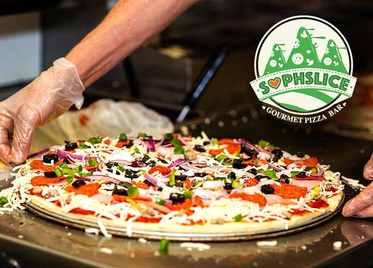 Soph Slice Gourmet Pizza Bar