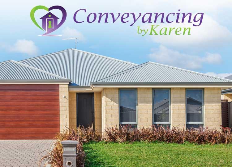 Conveyancing by Karen