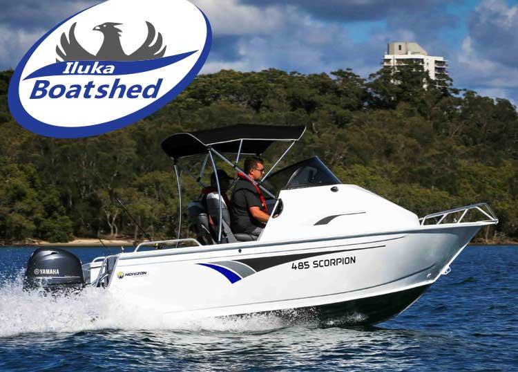 Iluka Boatshed