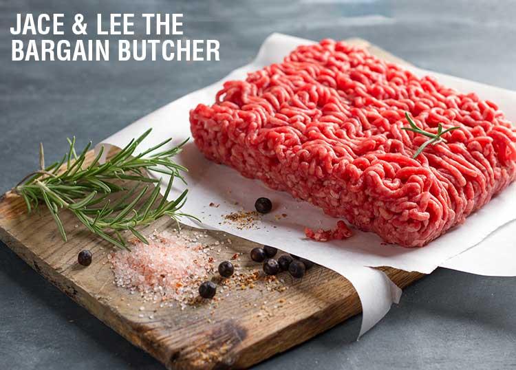 Jace & Lee The Bargain Butcher