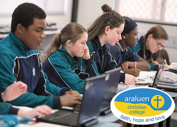 Araluen Christian College
