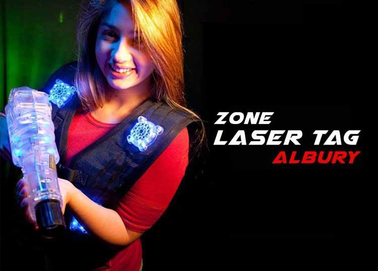 Zone Laser Tag Albury