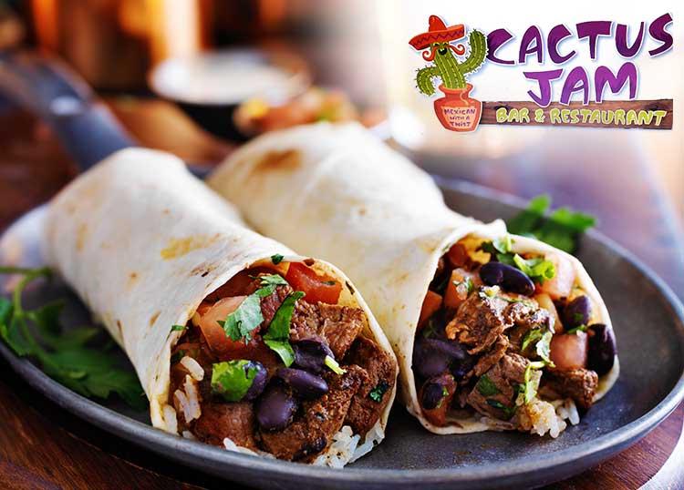Cactus Jam Mexican Restaurant