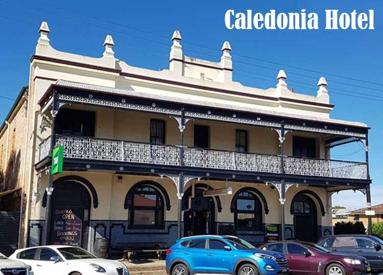 Caledonia Hotel - Super Cellars