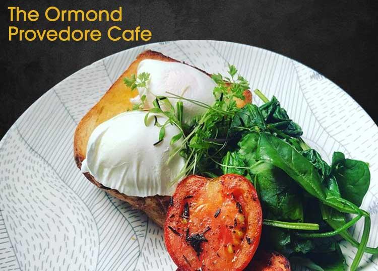 The Ormond Provedore Cafe