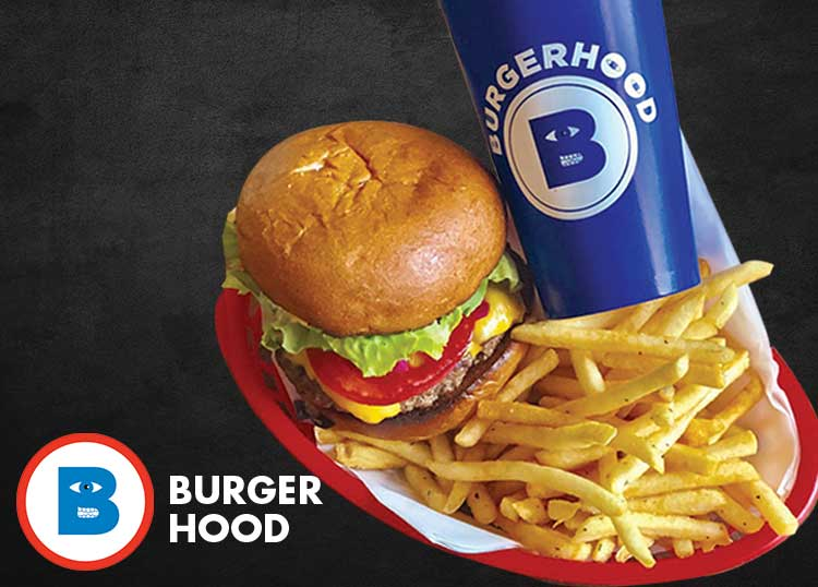 Burger Hood