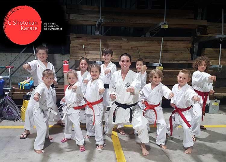 C Shotokan Karate