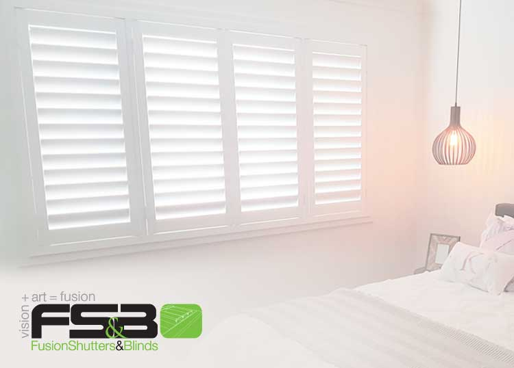 Fusion Shutters and Blinds