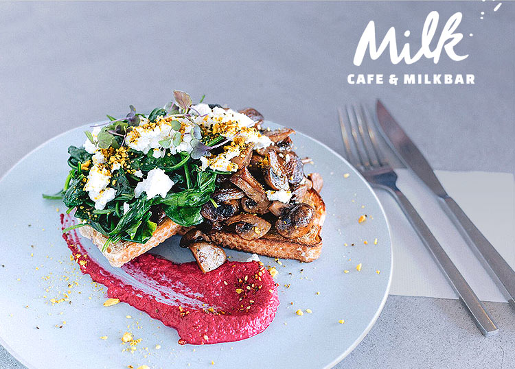 Milk Bar Cafe Ashgrove