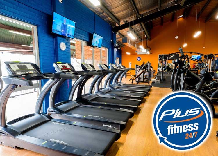 Plus Fitness 24/7 Fremantle