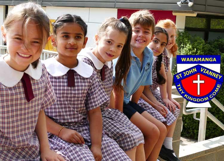 St John Vianney's School Waramanga