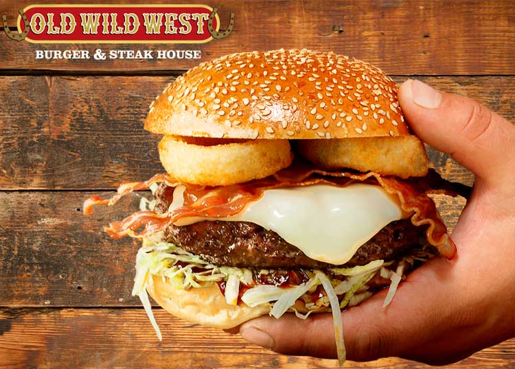 Old Wild West Burger & Steak House