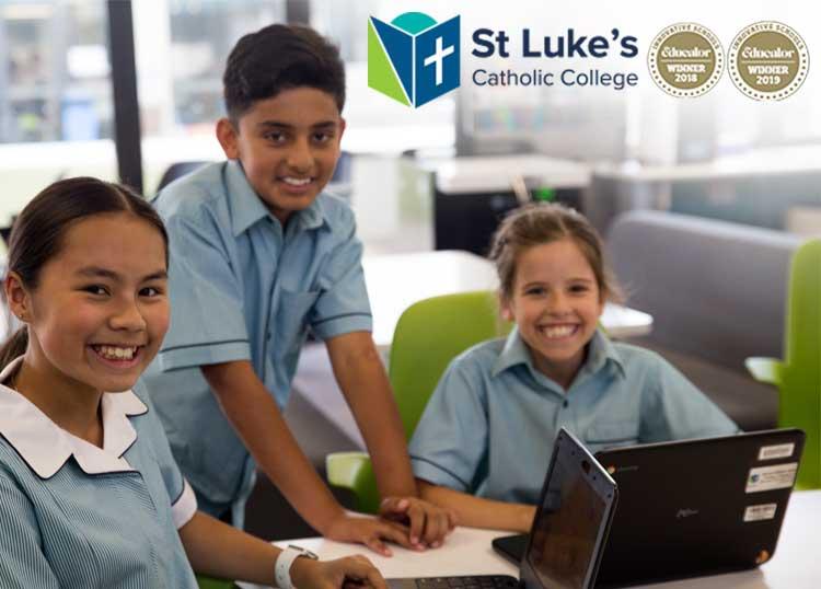 St Luke's Catholic College
