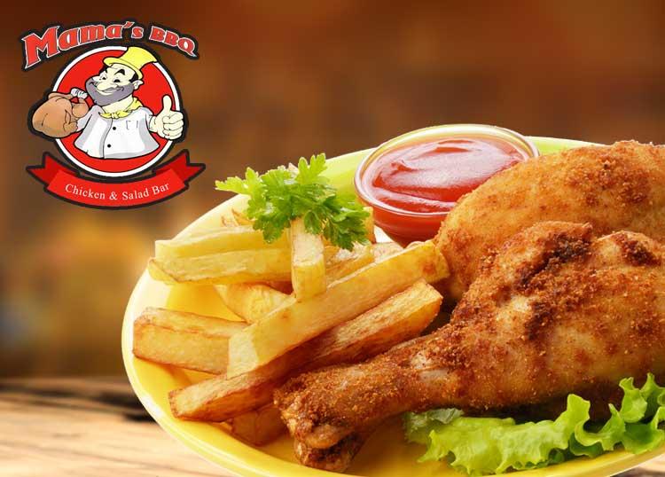 Mama's BBQ Chicken & Salad Bar