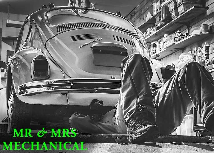 Mr & Mrs C Mechanical