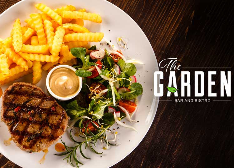 The Garden Bar & Bistro