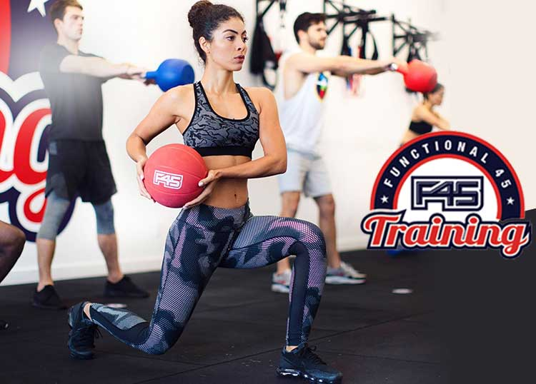 F45 Training The Ponds