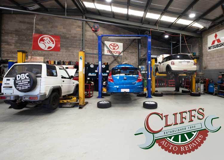 Cliffs Auto Repairs