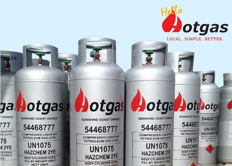 Hotgas