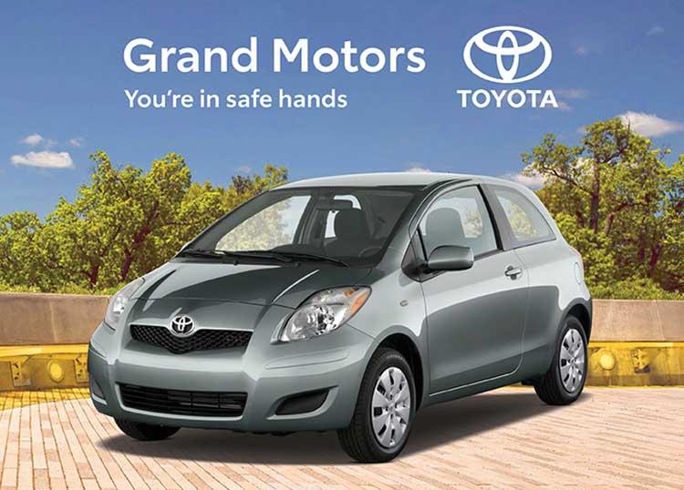 Grand Motors Toyota