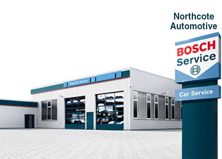Northcote Automotive Bosch Car Service