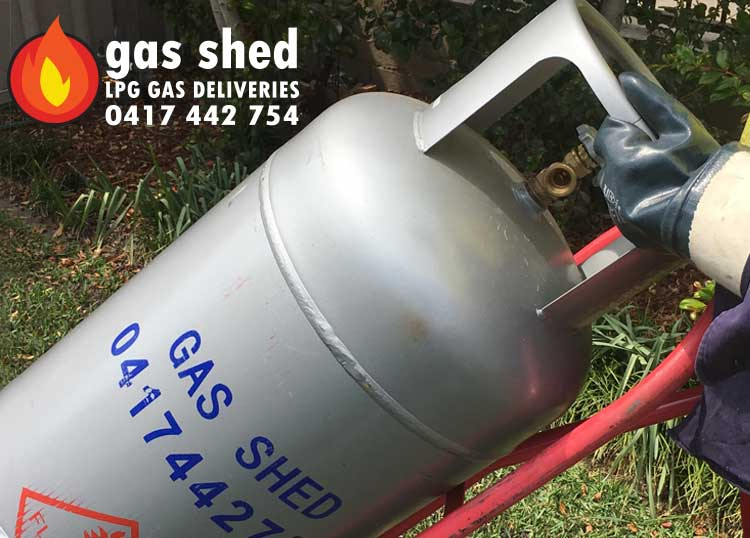 Gas Shed LPG Gas Deliveries