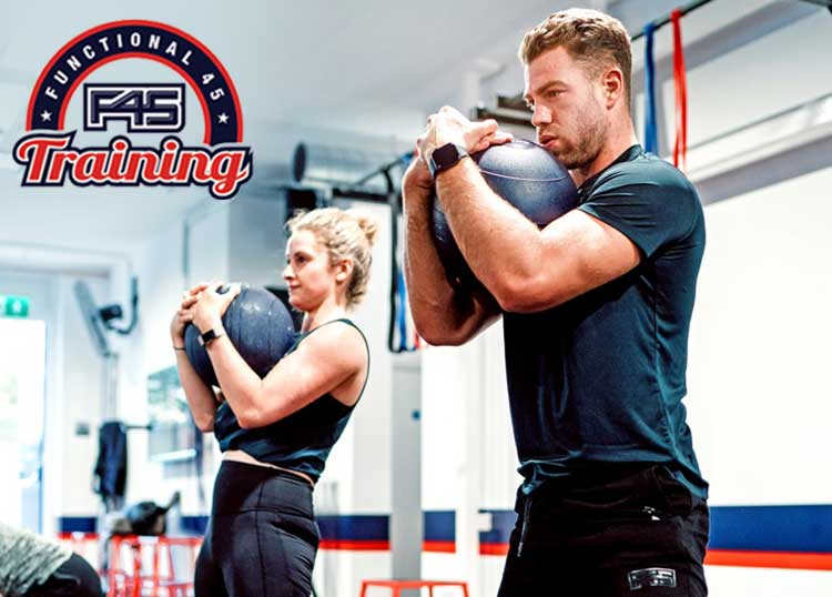 F45 Training Rockingham