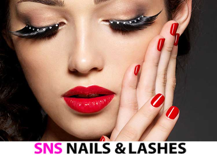 SNS Nails And Lashes
