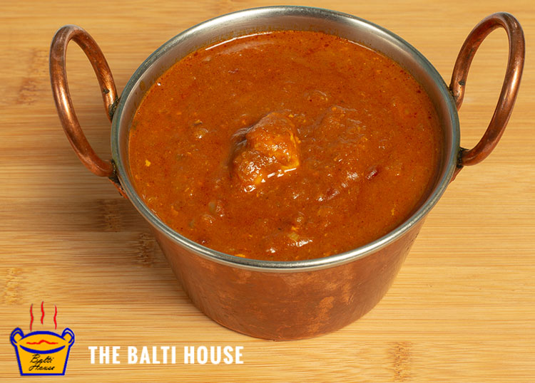 The Balti House