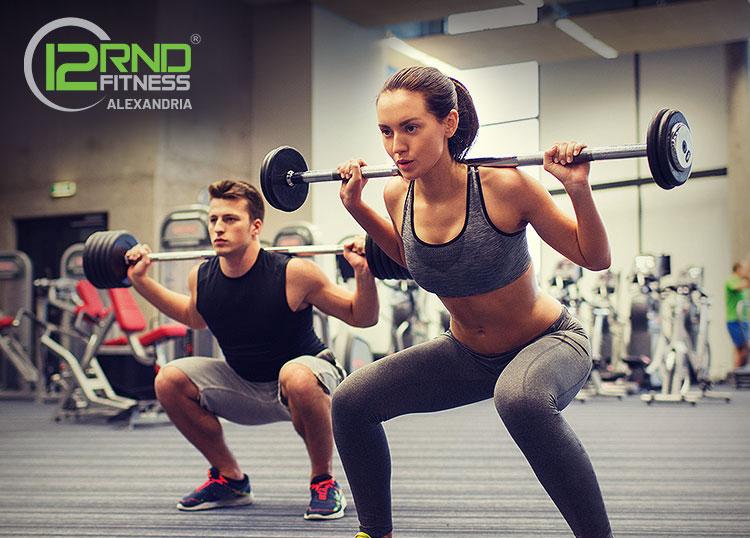 12RND Fitness Alexandria