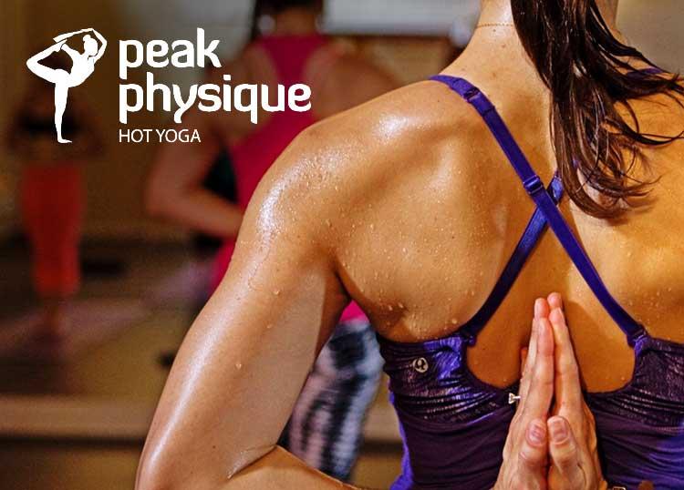 Peak Physique Hot Yoga Aldinga